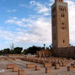 Morocco – Koutoubia Mosque in Marrakech