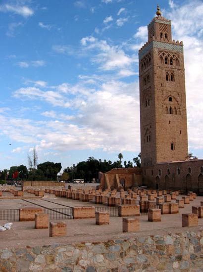 Morocco – Koutoubia Mosque in Marrakech