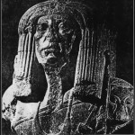 Pharaoh Amenemhet III of Ancient Egypt (ruled 3242-3195 BC)