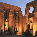 Egypt – Temple in city of Luxor