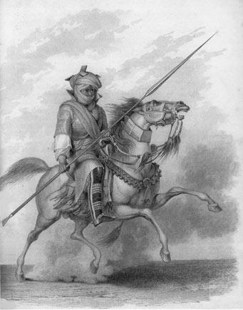 Kanem Borno Knight