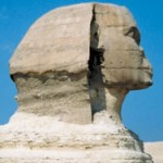 Egypt – The Sphinx of Giza