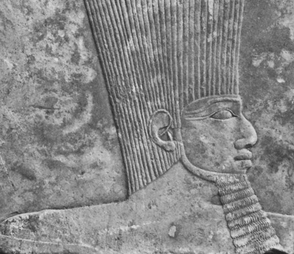 Pharaoh Djoser – Builder of the highly celebrated Saqqara Complex
