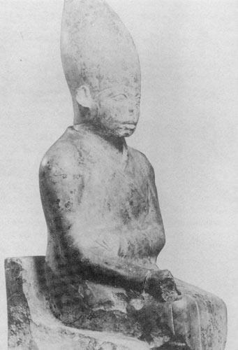 Pharaoh Khasekhemui – First of the great Egyptian builders