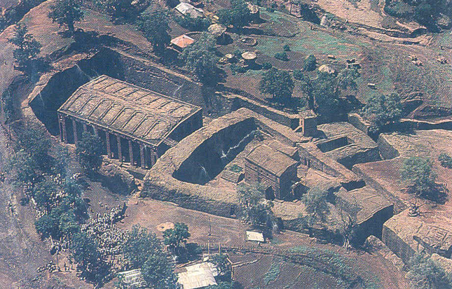 lalibelia etiopia